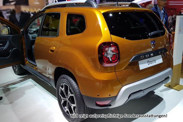 Dacia Duster - Comfort :NEU 2018+ Klima+ Radio+ Tempomat+ NSW+ Lederlenkrad
