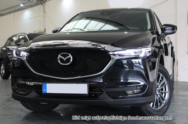 """Bestellfahrzeug, konfigurierbar Mazda CX-5 - Center-Line :NAVI  Klima  17"""" Alu  NSW"""