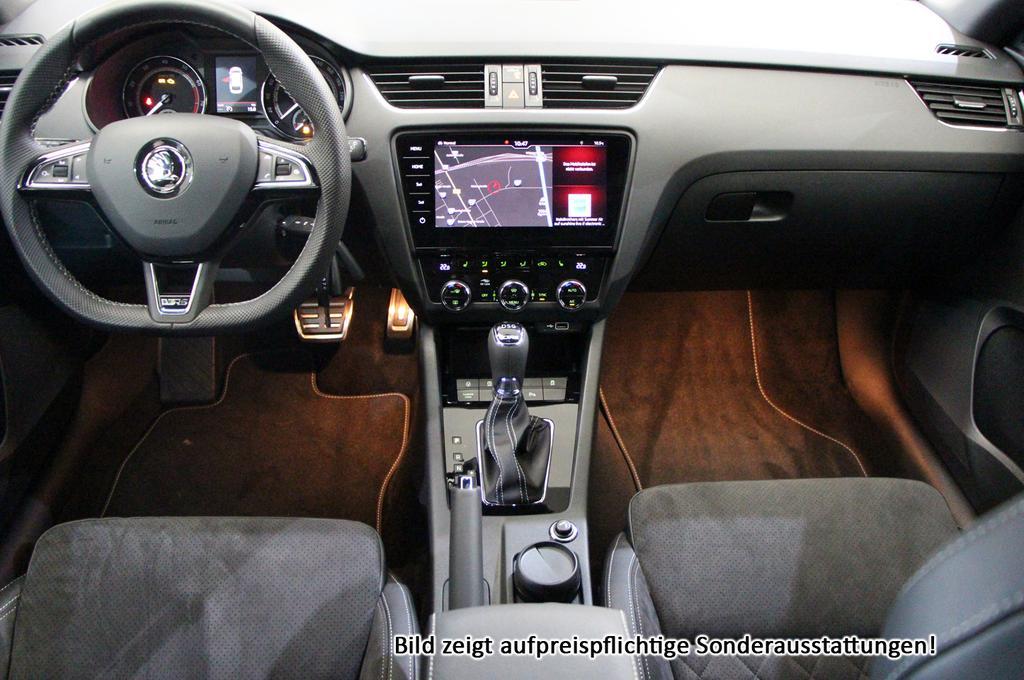 Skoda Octavia RS Kombi (Aktion!) :Full LED+ Parkhilfe+ RadioSwing+ ...