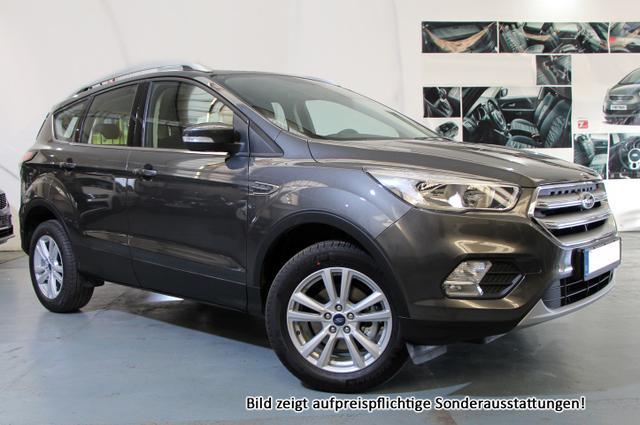 Ford Kuga - Trend :NEU EURO6d-TEMP+ WinterPak+ Klima+ NSW+ Radio+ Tempomat