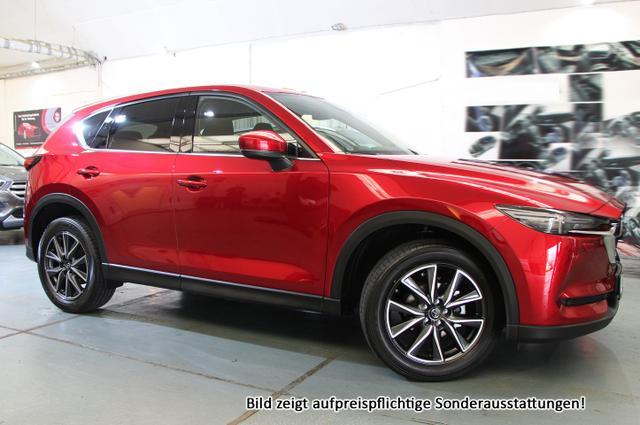 "Bestellfahrzeug, konfigurierbar Mazda CX-5 - Prime-Line :Klima  17"" Stahl  Radio  E-FH"