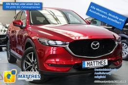"Mazda CX-5 - Prime-Line :Klima  17"" Stahl  Radio  E-FH"
