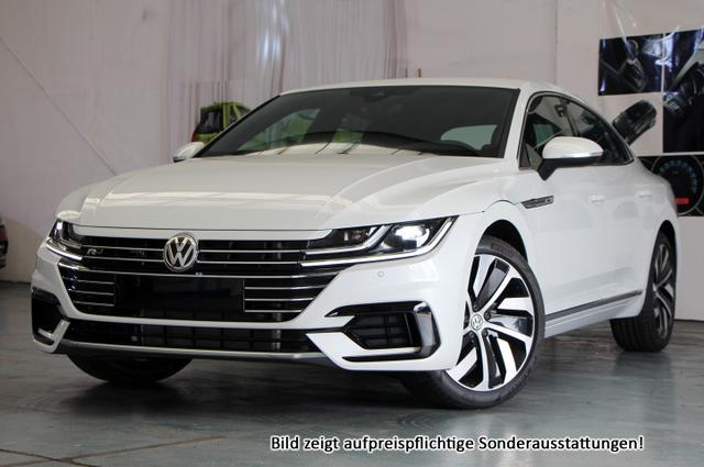 Bestellfahrzeug, konfigurierbar Volkswagen Arteon - Elegance :LED  Kamera  Parkhilfe v/h  Klimaaut