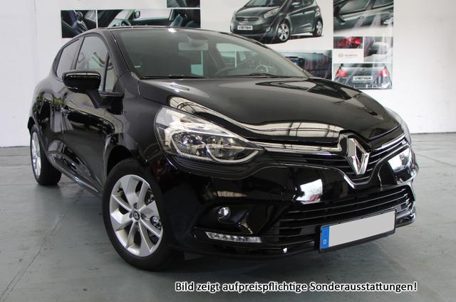 Renault Clio - Experience :LEDTagfahrlicht+ Radio+ Berganfahrhilfe