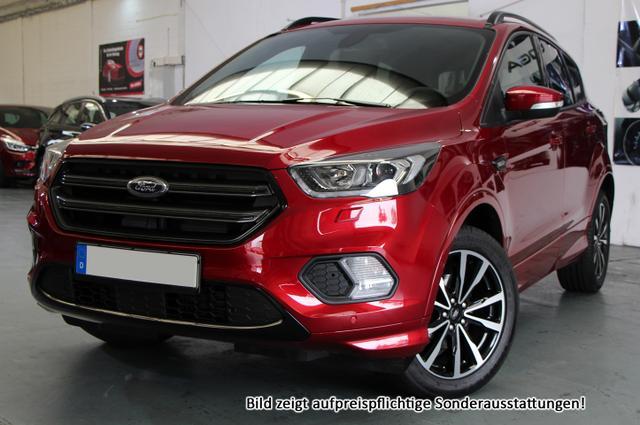 Ford Kuga - ST-Line :NAVI+ Leder+ 18