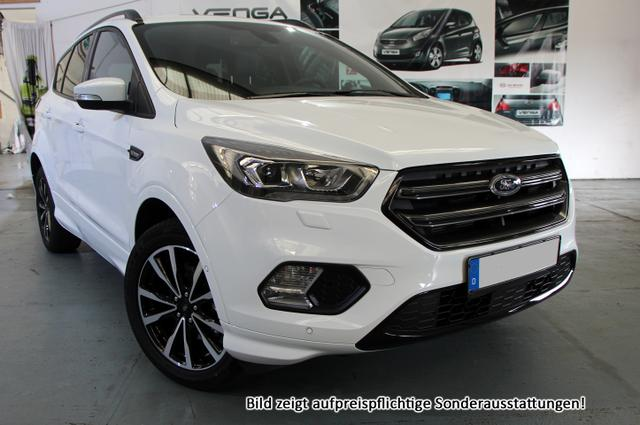 Ford Kuga - ST-Line :NEU EURO6d-TEMP+ NAVI+ Leder+ 18