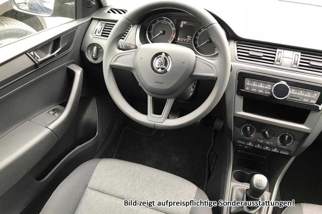 Skoda Rapid Spaceback [MY 2018] Ambition :2018+ Klima+ Parkhilfe+ ...