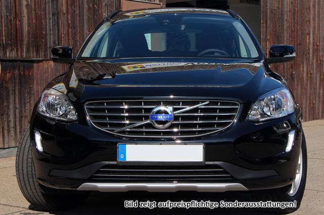 "Volvo XC60 - Momentum D4 :SOFORT+ 17""Alu+ Teilleder+ Parkhilfe+ Klimaaut+ Tem Gebrauchtfahrzeug"