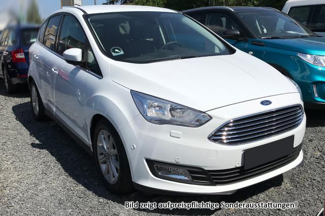 Ford C-MAX - Trend: Radio+ IPS+ ZV mit FB+ Bordcomputer