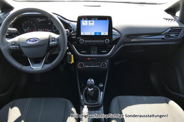 Ford Fiesta Cool & Sound :Handy-NAVIGATION*+ WinterPak+ Parkhilfe+ Klima+ NS