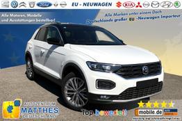 Volkswagen T Roc Aktion Günstig Kaufen Beim Autozentrum Matthes