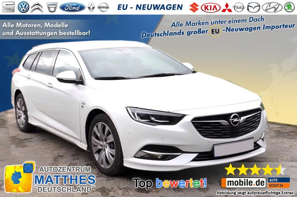 Opel Insignia Sports Tourer Selection :NAVI+ Klima+ NSW+ SpurAsst ...