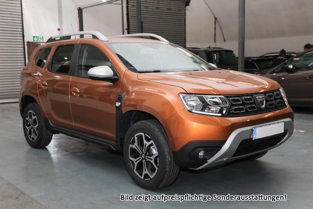 Bestellfahrzeug, konfigurierbar Dacia Duster - Essential : Radio  Dachreling  ZV mit FB