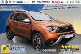"Dacia Duster      Prestige : NAVI  17""Alu  DAB  Kamera  Einparkhilfe"