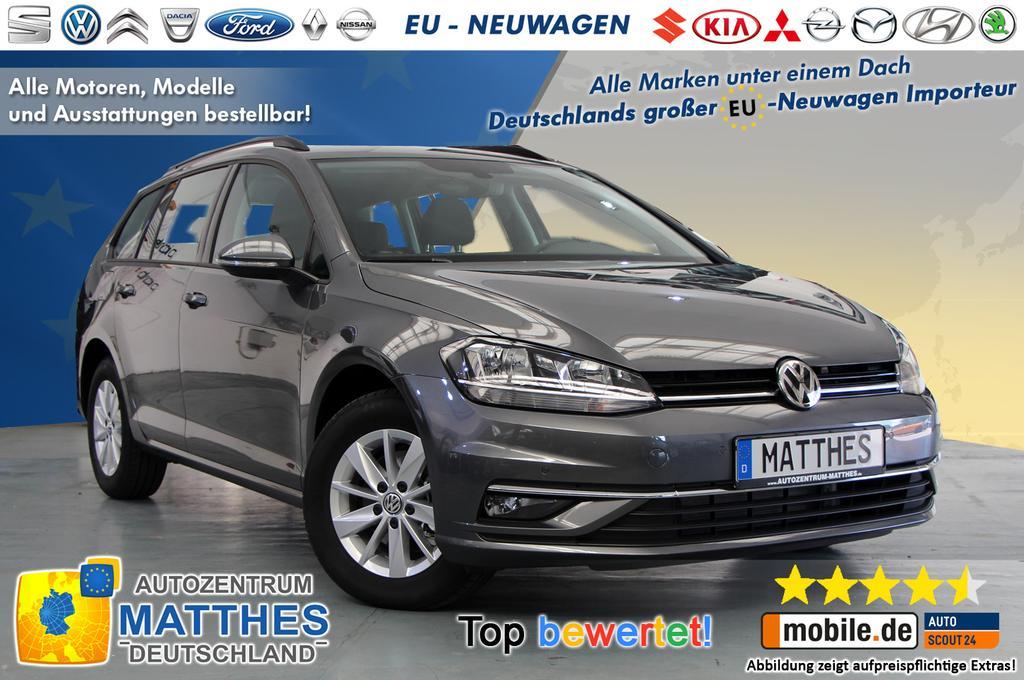 Volkswagen Golf Variant Aktion Comfortline Plus Handy Navigation