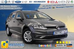 Volkswagen Golf Variant (Aktion!) - AZM Highline Edt.:Handy-NAVIGATION