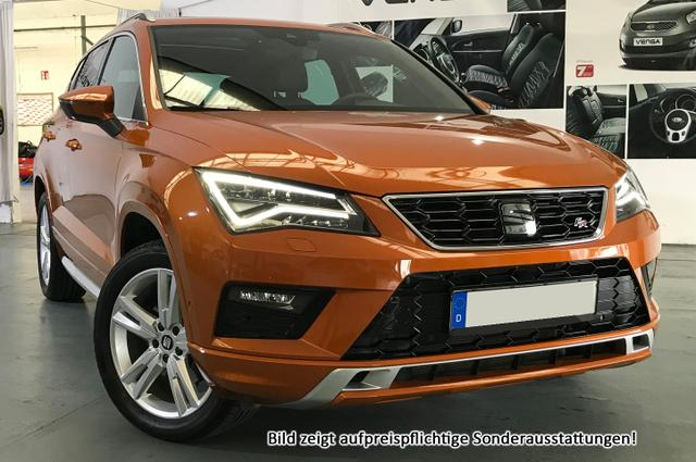 "Bestellfahrzeug, konfigurierbar Seat Ateca - FR :Alcantara  Full LED  Kamera  Parkhilfe  18"""