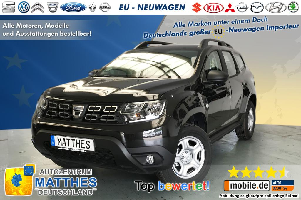 dacia duster access esp zv mit fb seitenairbag und. Black Bedroom Furniture Sets. Home Design Ideas