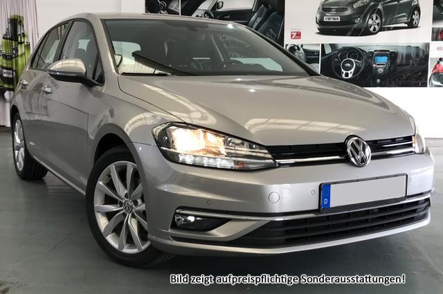 Volkswagen Golf - Comfortline PLUS:Handy-NAVIGATION   Parkhilfe  RadioComp - Bestellfahrzeug frei konfigurierbar