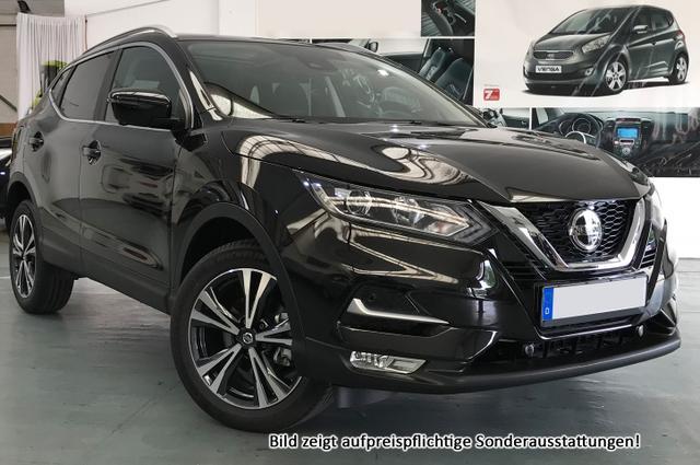 Nissan Qashqai - N-Connecta :Panorama+ NAVI+ Keyless+ Wint