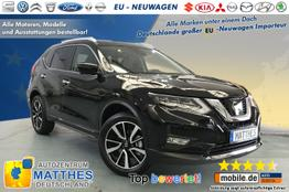 Nissan X-Trail      N-Connecta :7 Sitzer  Panorama  ParkAsst.  i-Key