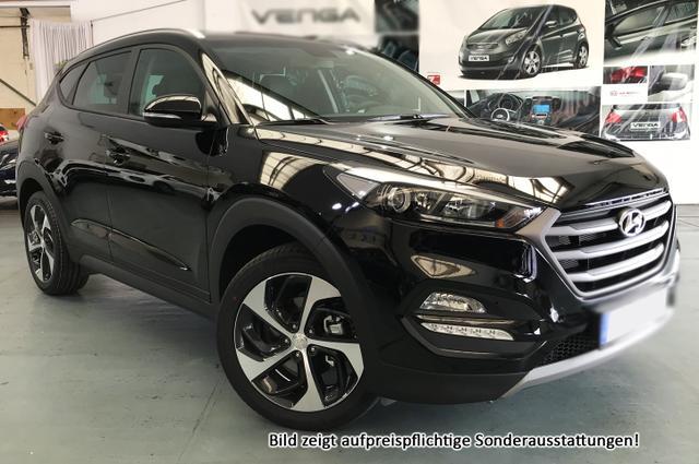 Hyundai Tucson - Select :NEU EURO6d-TEMP+ 2019+ Handy-NAVIGATION*+ WinterPak