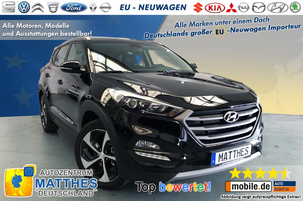 hyundai tucson 2019 style neu euro6d temp 2019 navi. Black Bedroom Furniture Sets. Home Design Ideas