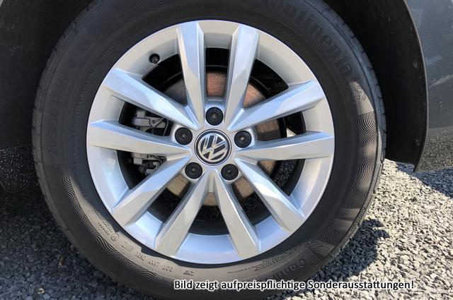 Volkswagen Touran AZM Highline Edt.:SOFORT+ 7 Sitzer+ NAVI+ WinterPak+ LED+ PDC
