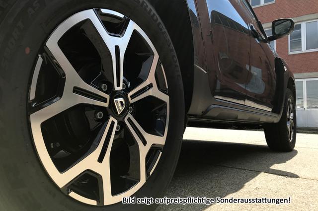 """Dacia Duster Prestige :SOFORT+ NAVI+ 17""""+ Klimaaut.+ Tempomat+ NSW"""