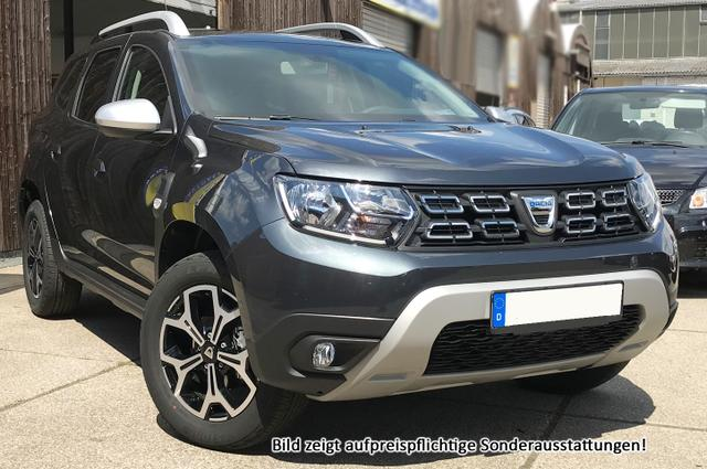 "Gebrauchtfahrzeug Dacia Duster - Prestige :SOFORT  NAVI  WinterPak  Kamera  Park  17""  Klimaaut."