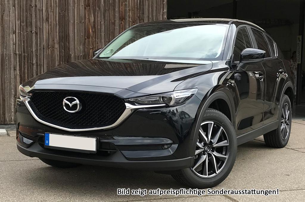 mazda cx-5 (my 2018) (aktion!) exclusive-line :neu euro6d-temp+