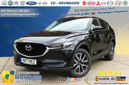 "Mazda CX-5 (Aktion!) - Sports-Line :Leder  19""  NAVI  Matrix LED  BOSE  360°KAM"