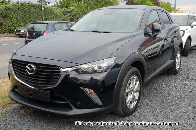 Mazda CX-3 - Sports-Line :NAVI+ Teilleder+LED+HeadUpDisplay