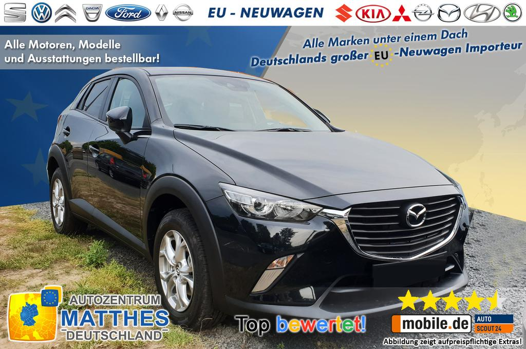 mazda cx 3 sports line navi und viele weitere autos als. Black Bedroom Furniture Sets. Home Design Ideas