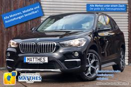 "BMW X1 - Basic : Klima  Connected Drive  17"" Alu  Radio"