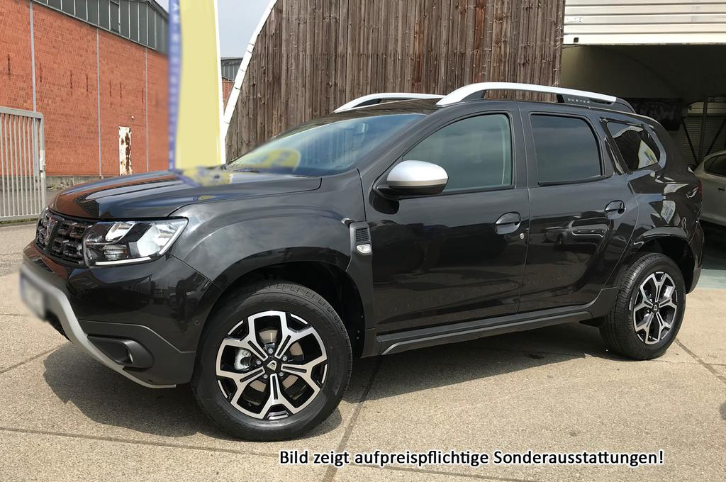 dacia duster my18 comfort neu 2018 winterpak klima. Black Bedroom Furniture Sets. Home Design Ideas