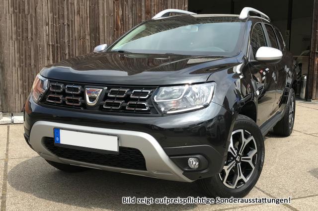 "Bestellfahrzeug, konfigurierbar Dacia Duster - Prestige : NAVI  17""Alu  DAB  Kamera  Einparkhilfe"