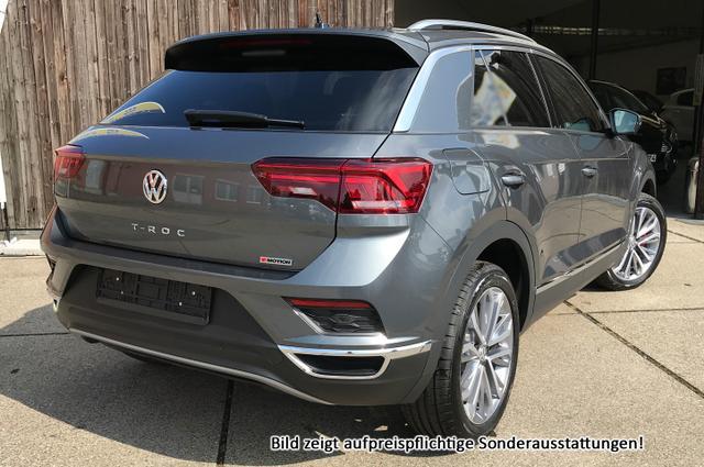Volkswagen T-Roc Style :SOFORT+ Handy-NAVIGATION*+ Winter Paket+ PDC + Kamera