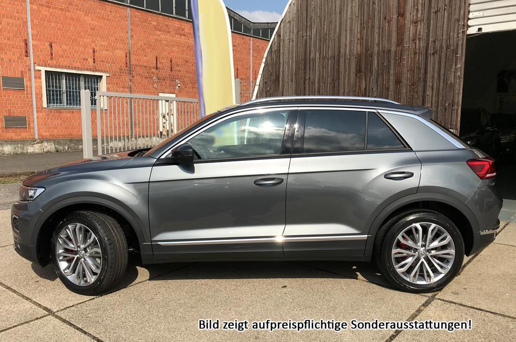 Volkswagen T Roc Sport Neu Euro 6d Temp Led Parkhilfe Vh