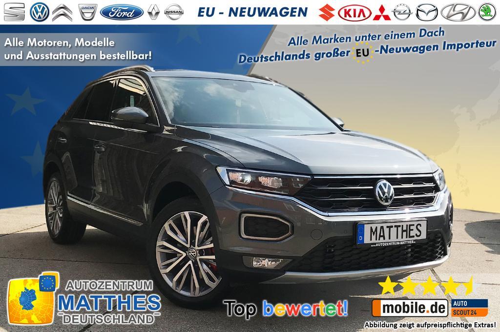 Volkswagen T Roc Sport Neu Euro 6d Temp Parkhilfe Vh Klimaaut