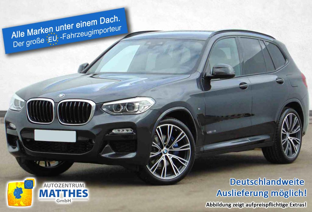 bmw x3 luxury line und viele weitere autos als neuwagen. Black Bedroom Furniture Sets. Home Design Ideas