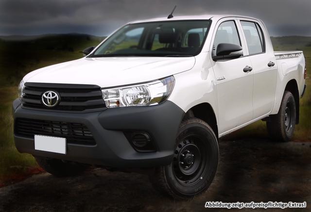 Toyota Hilux - Duty DC :TSS+ Spur+ Klima+ Radio+ Bluetooth