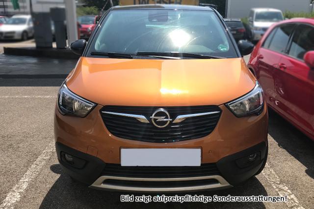 Opel Crossland X - Ultimate :NAVI+ LED+ PDC+ Klima+ Key+ 17