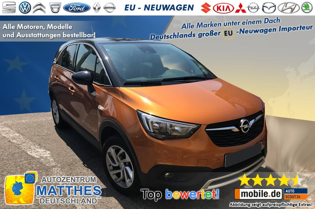 opel crossland x ultimate hud navi led pdc winter klima key 17 alu und viele weitere. Black Bedroom Furniture Sets. Home Design Ideas