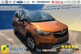 Opel Crossland X - Ultimate :NAVI  LED  PDC  Klima  Key  17""