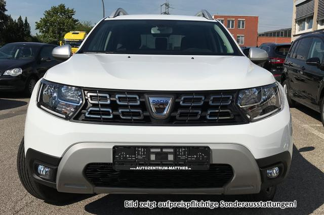 Lagerfahrzeug Dacia Duster - Essential :SOFORT  Klima  Radio  NSW  Dachreling  Reserverad