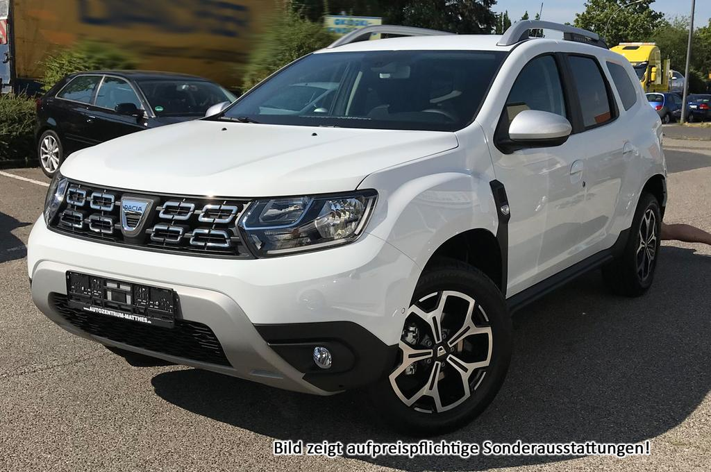 dacia duster my18 comfort neu 2018 klima radio tempomat nsw lederlenkrad und viele. Black Bedroom Furniture Sets. Home Design Ideas