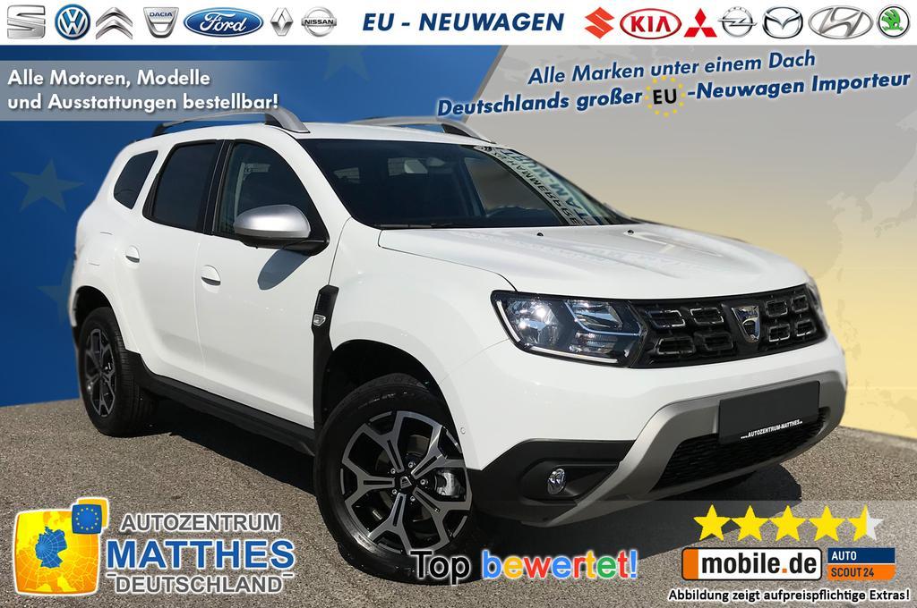 Dacia Duster MY18 Comfort :NEU 2018+ Klima+ Radio+ Tempomat+ NSW+ ...