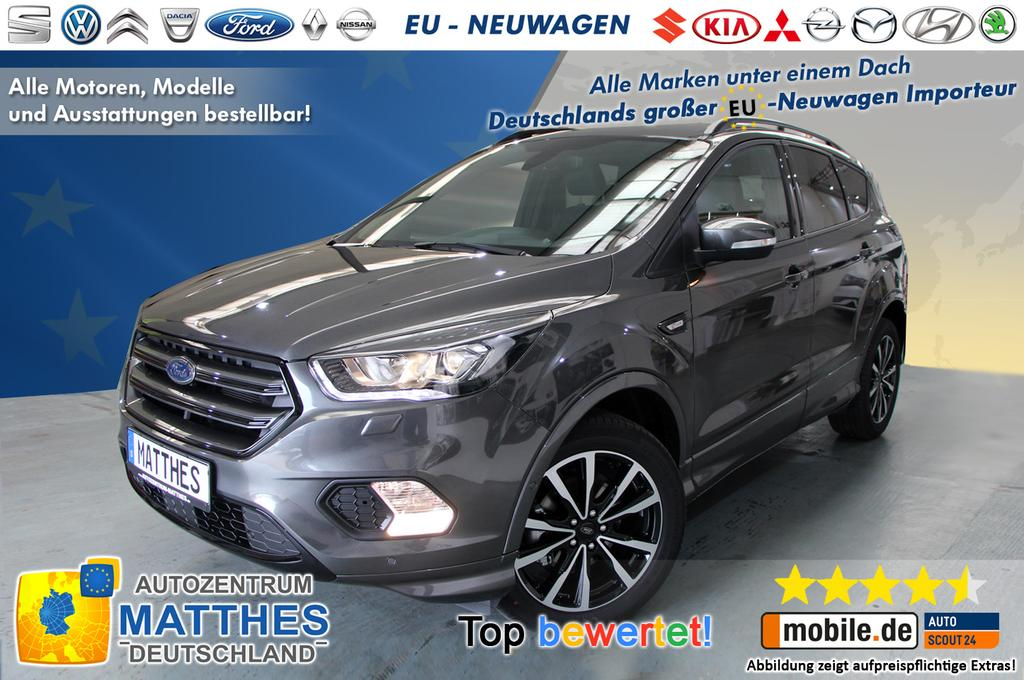ford kuga st line sofort 5j garant navi winterpak. Black Bedroom Furniture Sets. Home Design Ideas