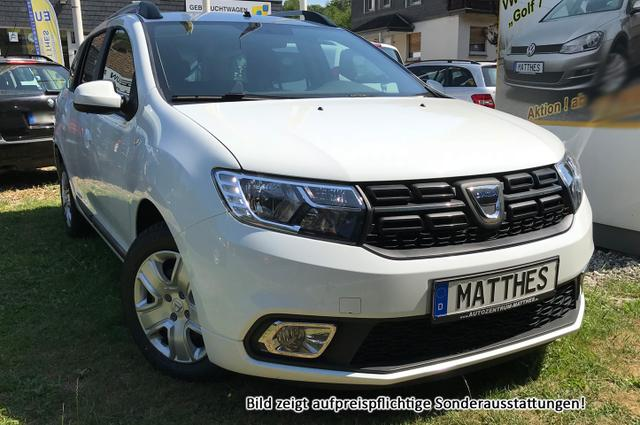 "Bestellfahrzeug, konfigurierbar Dacia Logan MCV - Prestige :Navi Klima Radio  15"" Alu  el.FH  Temp"